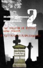 High School Horrors Book Two: The Secrets of Freeman High School (Redoing) by LilGreenLeprachaun