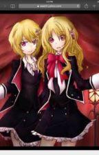 The Secret twins demon by awqolk