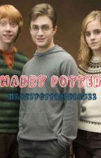 Harry Potter by Harrypotterfreak13