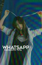 Whatsapp | Yuta by vousmeyeon