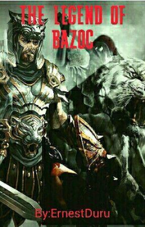 The legend of Bazoc  by ErnestDuru