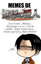 Memes De Shingeki No Kyojin by IsiForeverStrong