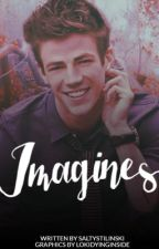 grant gustin imagines by tayloraesthetic
