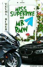 MISS SUPERBIKE DAN MR. BMW  by Teyha_Rider