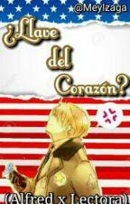 Llave Del Corazón (Alfred×Lectora) by MeyKirklandJones