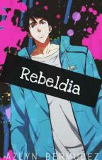 """Rebeldia"" (Sousuke Yamazaki y tu) by AzyDice"