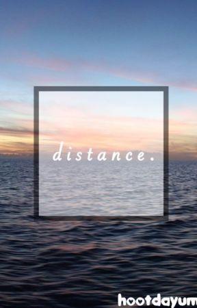 distance. (iwaoi) by hootdayum