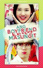 Ang Boyfriend Kong Masungit |MarkYeon Fanfic❤| by candy_writter