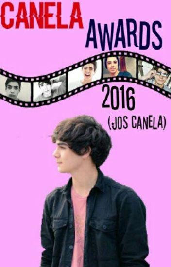Canela Awards 2017 (Jos Canela)*Premios*