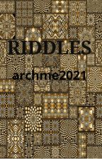 RIDDLES by archme2022