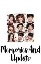 「 MMC - Memories & Members Update 」 by Seolalicious_
