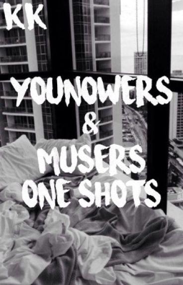 YouNowers & Musers// One Shots♡