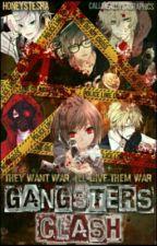 Gangsters Clash by honeystesha