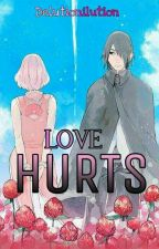 Love hurts by DianNababan