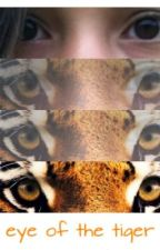 Eye of the Tiger by NikkiLei6