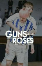 Guns and Roses » jicheol by ceruleanspecks