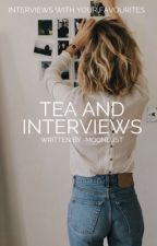 Interviews - With mah favourite authors by -moonlust