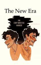 A New Beginning  ( Percy Jackson FanFiction ) by PercyJackson1504