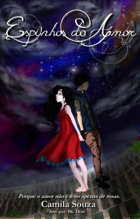 Espinhos do Amor by MilyNyahSz