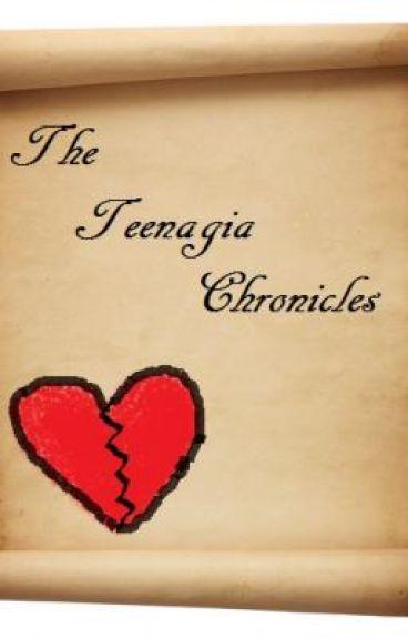 The Teenagia Chronicles (Poetry)