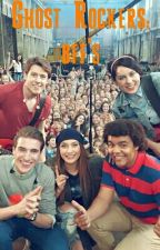 Ghost Rockers: Bff's by irisbosmanxii