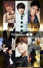 Melody....♥♥ by Minagiikyunii16
