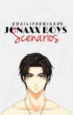 Jonaxx Boys Scenarios by khailiforniaaa