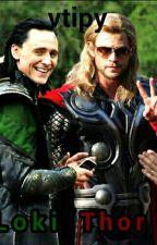 Thor-Loki vtipy by To-som-len-JA