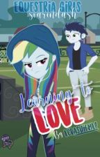 Equestria Girls SorainDash: Learning to love by LCdashieMLP
