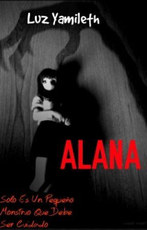 Alana - I'm A Little Monster by luzyamilet