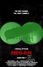 Negan (twd) by LouLia_Styles