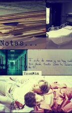 Notas (YoonMin) by Jikokforever