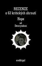 Recenze a 63 kritických shrnutí Hope (od Dennysskaa) by ir-kalla