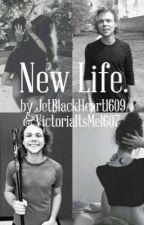 New Life  by JetBlackHeart1609