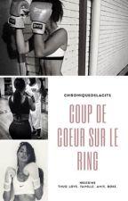 Nessrine- coup de coeur sur le ring. by chronique_dla_cite