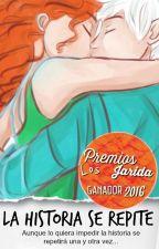 La historia se repite •Jarida• #PremiosJarida2016 by KorraStsr