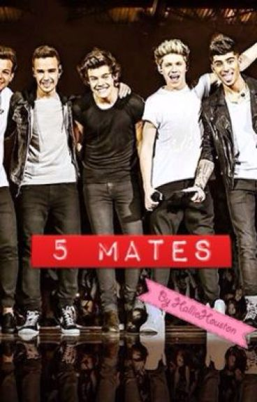 5 mates (One Direction)