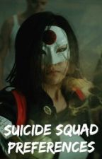 Suicide Squad Preferences by agustjeons
