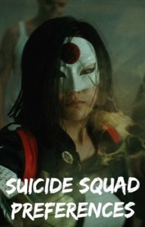 Suicide Squad Preferences by jxnemoone