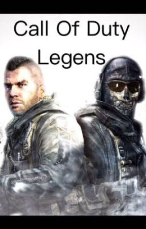 Call Of Duty Legends  by Kissesxox15