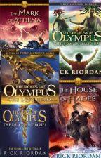 Những anh hùng đỉnh Olympus - Rick Riordan by kingknight101