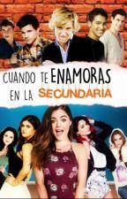 Cuando Te Enamoras En La Secundaria by lau_salinas