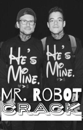 Mr RoBoT cRaCk by alderSIN