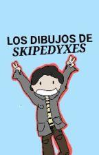 Dibujos de un Lunático. by SkipedyXes