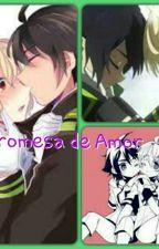 "PROMESA  DE AMOR  ""yuumika"" by homura19083"