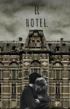 El Hotel.  by CandyU-