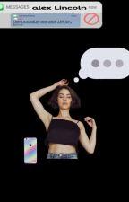 Mensagens (Phoebe Grey) ✉ by KerenAnne