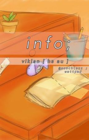 Info - [vikklan fanfic] [HS AU] by Noochlezz