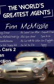 The World's Greatest Agents:Finn McMissile Episodes by kiwisandcucumbers