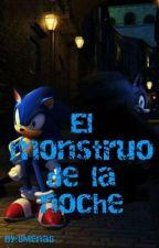 El monstruo de la noche by 8Mena8